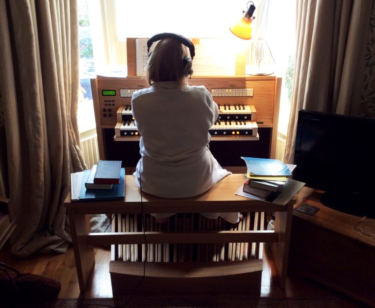Every home should have one - The Lady Organist