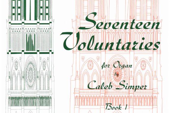 SIMPER SEVENTEEN VOLUNTARIES BooK 2 Organ